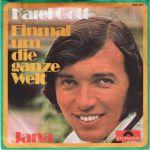 Einmal um die ganze Welt/Jana (single)