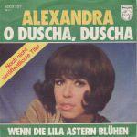 O Duscha, Duscha / Wenn die lila Astern blühen (single))